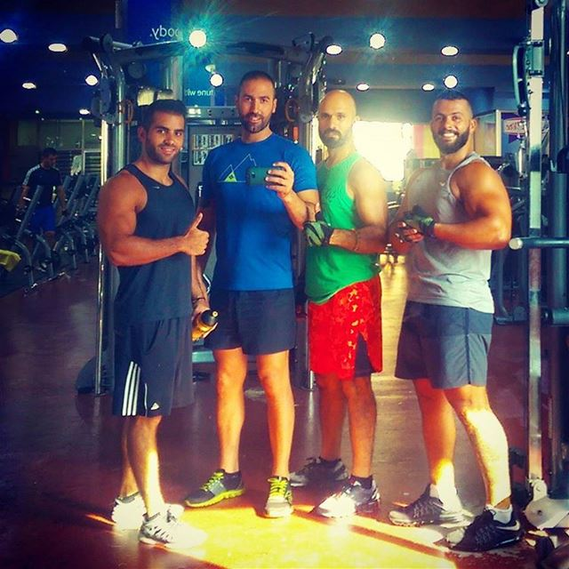 To enjoy the glow of good health, you must exercise. workout lifestyle ... (Matrix Gym Antelias)