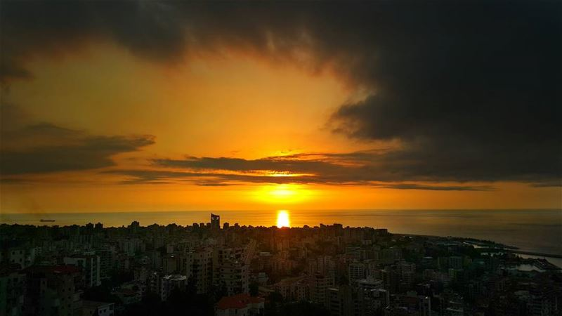 From the Rising of the sun to its setting The name of the LORD is to be... (Ghadir, Mont-Liban, Lebanon)