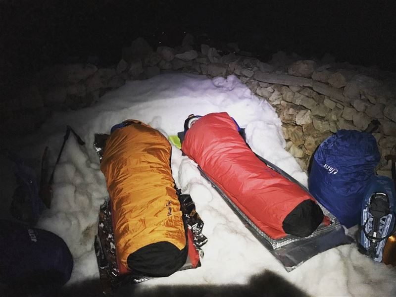About last night...sleeping outside in the high land of AFKA watching the... (Afka, Mont-Liban, Lebanon)