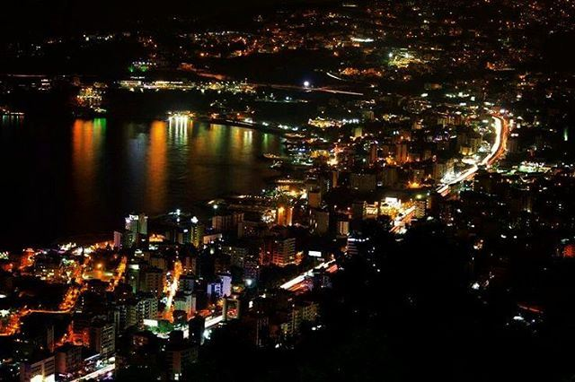 Jounieh at Night livelovejounieh lebanon livelovelebanon ... (Jounieh)