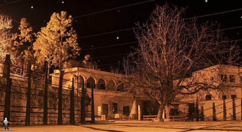 Good night jbaa️ chouf lebanesewonders tasteoflebanon... (Jbaa Al Shouf)