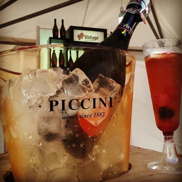 Piccini Prosecco vintage vintagewinecellar vinifest2015 vinifest ... (Hippodrome Du Parc De Beyrouth)