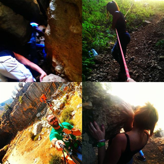 tannourine tyrolienne climbing nature belouhbalaa beautiful lebanon... (Tannourine Belouh Balaa)