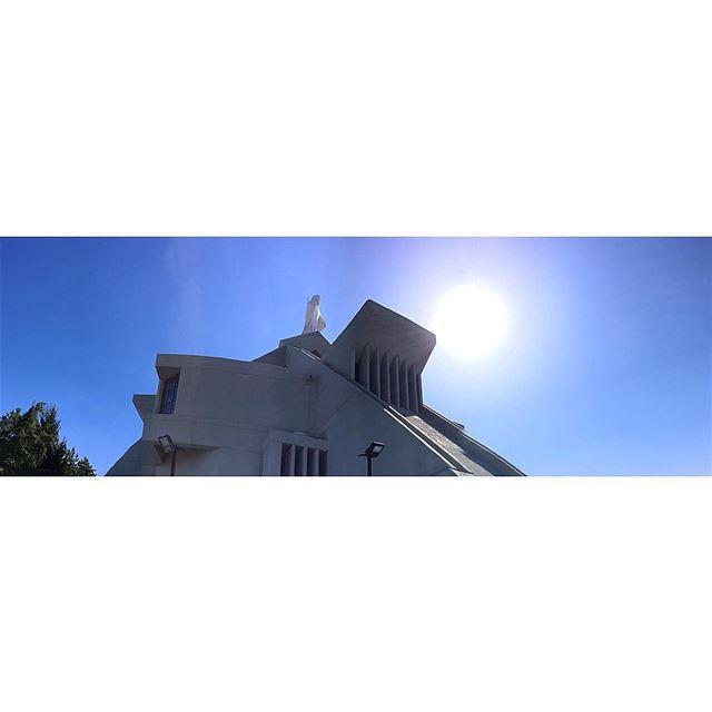 ❤.. liveloveehden livelovelebanon ehden zgharta zghartaehden sunny... (Saydet Al Hossen Ehden)