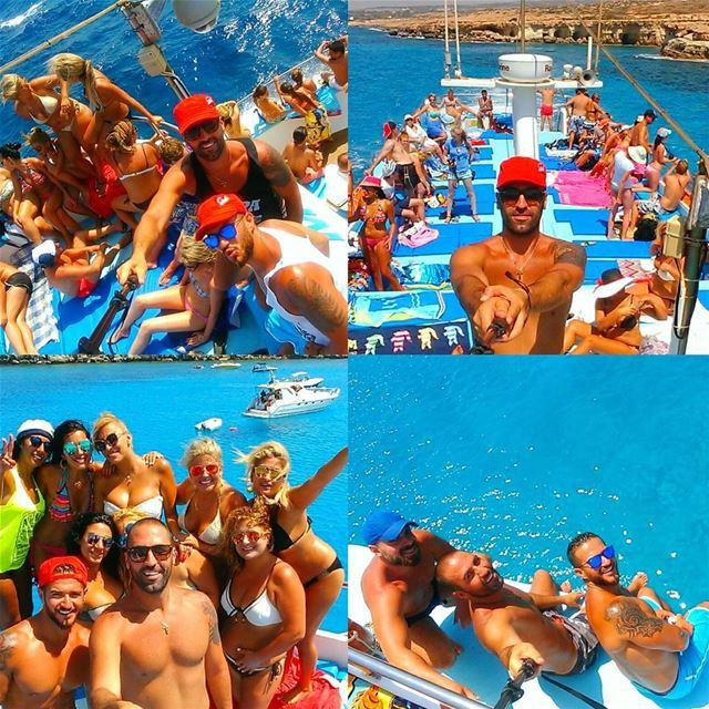 ayianapa cyprus boattrip summer sea boat relax sun igers ... (Ayia Napa, Cyprus)