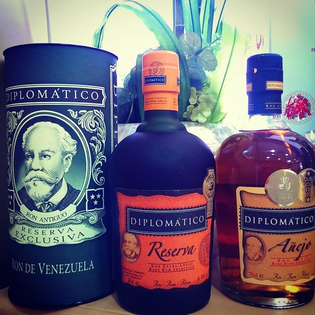 Venezuela is one of the great rum producing nations and diplomatico is... (Gabriel Bocti s.a.l)