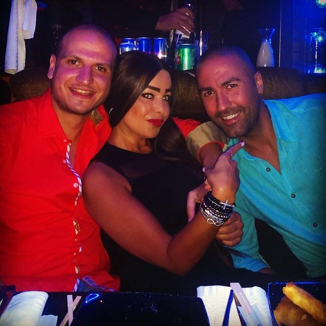 almandaloun partying lebanon instashare uae beirut dxb ... (al Mandaloun Group)
