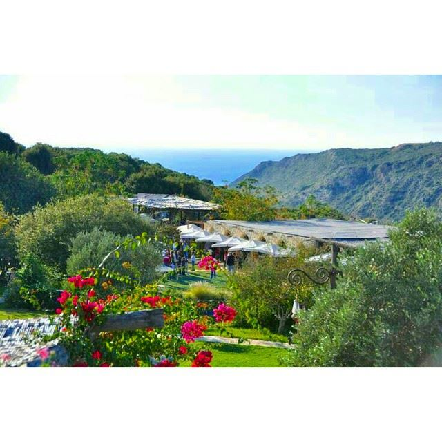 arnaounvillage lebanon batroun lebanon_hdr beautiful ... (Arnaoon Village)