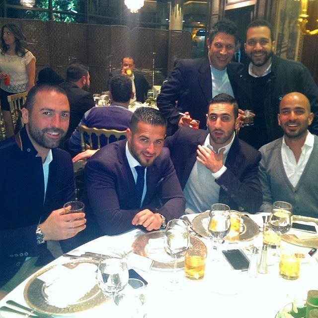 Annual Dinner gabrielboctisal lebanon lebanesepeople lebanese ...
