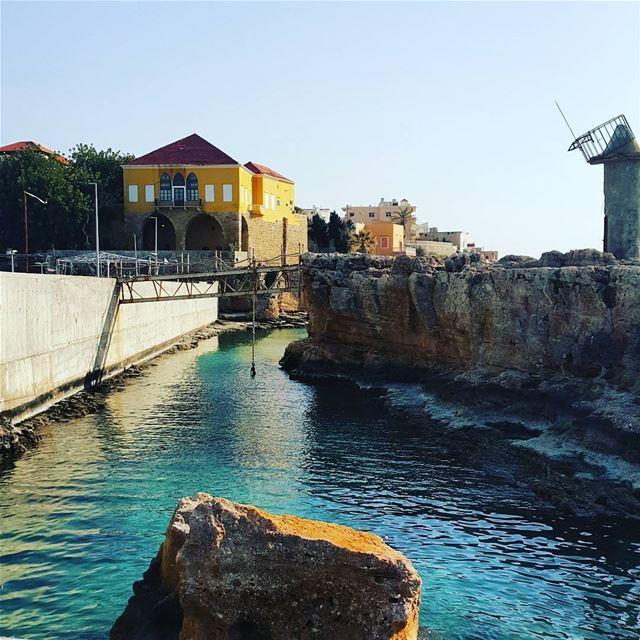 batroon old ancient souk history ig_lebanon sea seashore house ... (Batroûn)