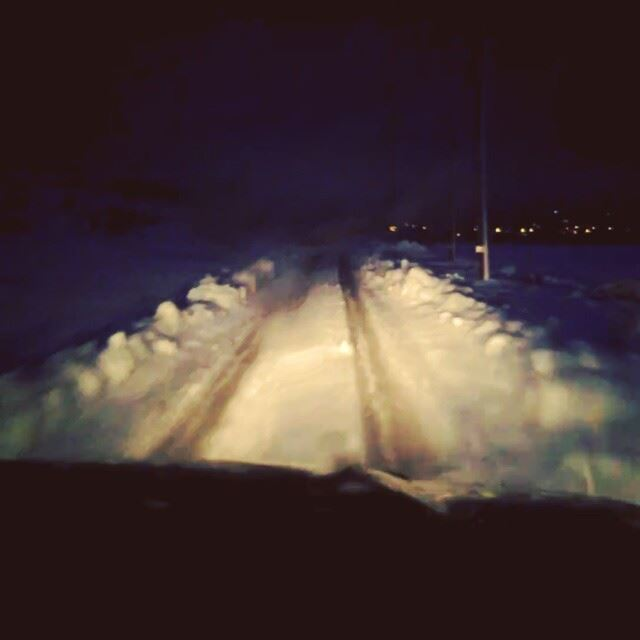 zina  storm  lebanon  winter  snow  zeina  rain  cold   love  عاصفة ...