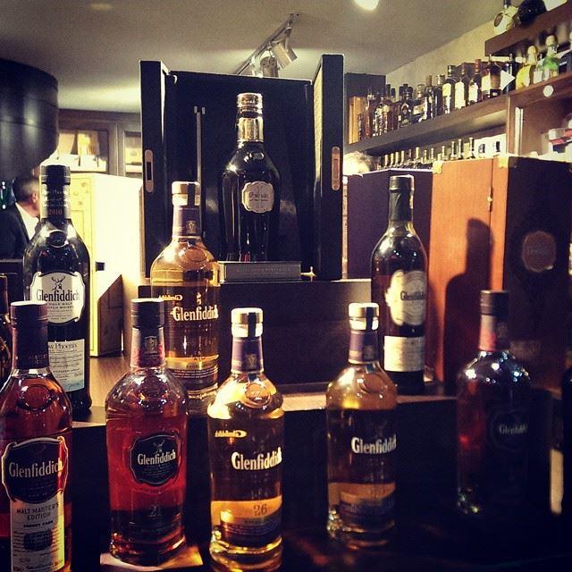 The 50's ❤ glenfiddich whisky singlemalt distillery ... (Valuzio)
