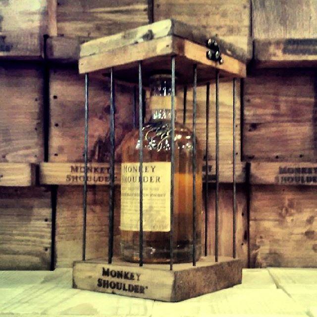 MonkeyShoulder triplemalt whiskey New cage williamgrantandsons ...