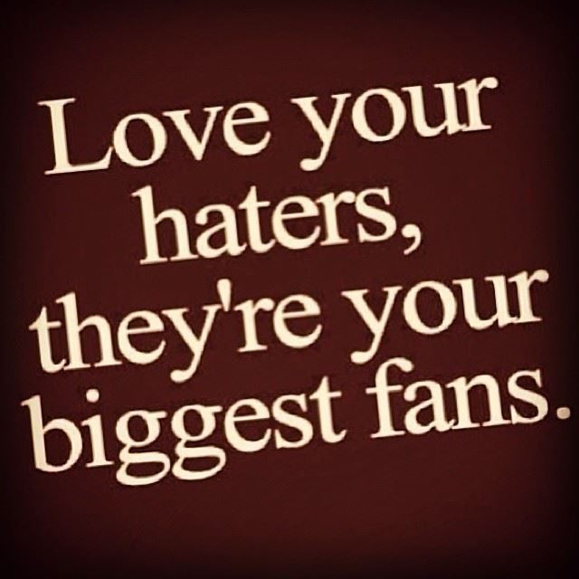 love  haters  biggest  fans  instalife  instaquotes  lebanon  beirut ...