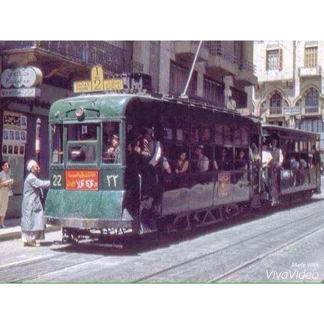ترمواي بيروت - TramwayBeirut