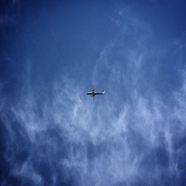 freedom plane sky ...