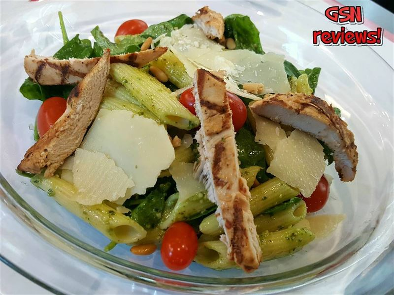 Since almost a year @crepaway created the Pastalocca salad comprising of... (Crepaway Zalka)