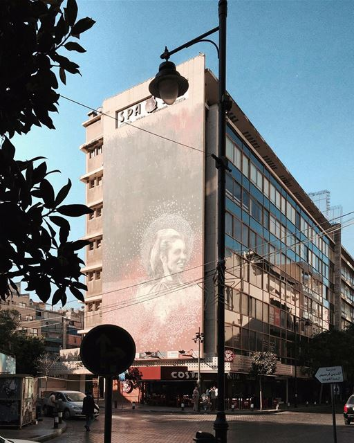 Hello ! This is @karliseverywhere and I'm taking over @guardiancities this... (Hamra Street, Beirut)