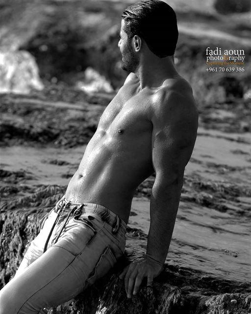 photo fadiaounphotography photoshooting mrlebanon runnerup model ...
