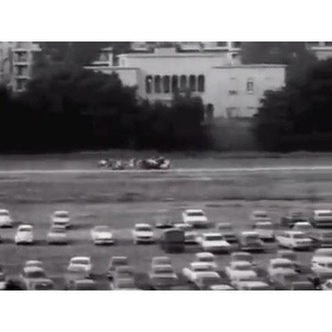 Beirut Hippodrome In 1962 .
