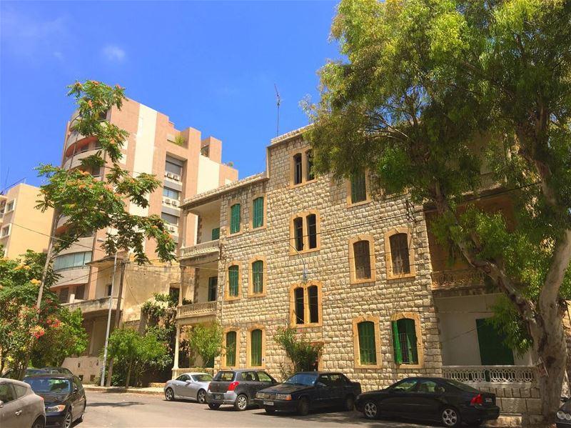 Beirut ... (Achrafeih)