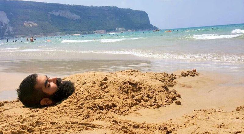 ... (Chekka Beach)
