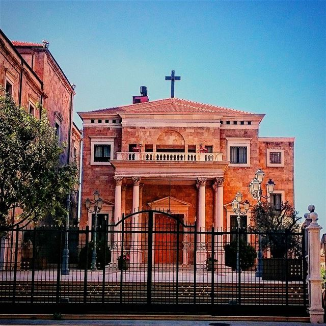 One of oldest Beirut churches ⛪🇱🇧 lebanon lebanese beirutdowntown ...