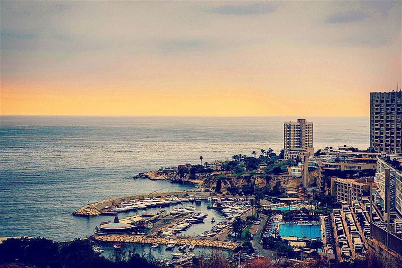 Tabarja by AFP 🏖🇱🇧 lebanon lebanese beirut tabarja tabarjabeach ...