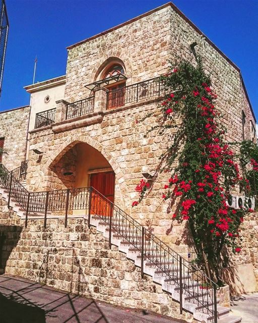 Another nice home in byblos old souk 🏡🇱🇧  lebanon  Lebanese  byblos ...