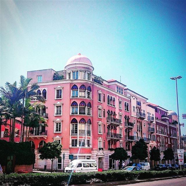 Beirut soft colors 😍 lebanon lebanese beirut beirute beirout ... (Saifi village)