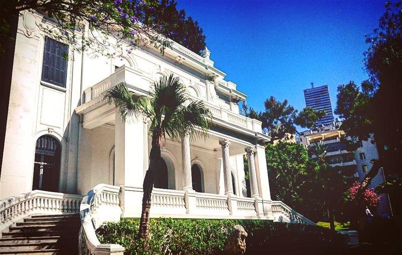 Villa audi in Sursock street- Ashrafiyeh 🏘 🏚 🏡 lebanon lebanese ... (Sursock Museum)