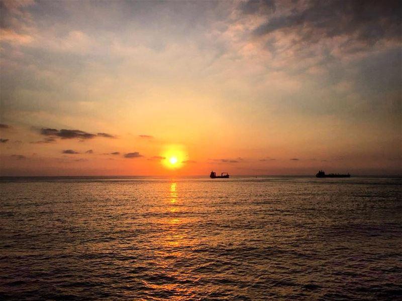 Something beautiful is on the horizon 🌅 @waterfrontcitylb (Waterfront City)