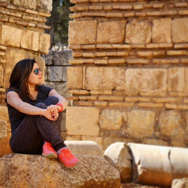anjar ... (`Anjar, Béqaa, Lebanon)