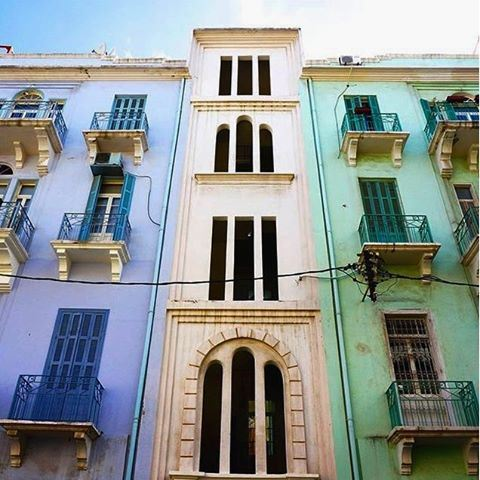 Colorful Beirut ,