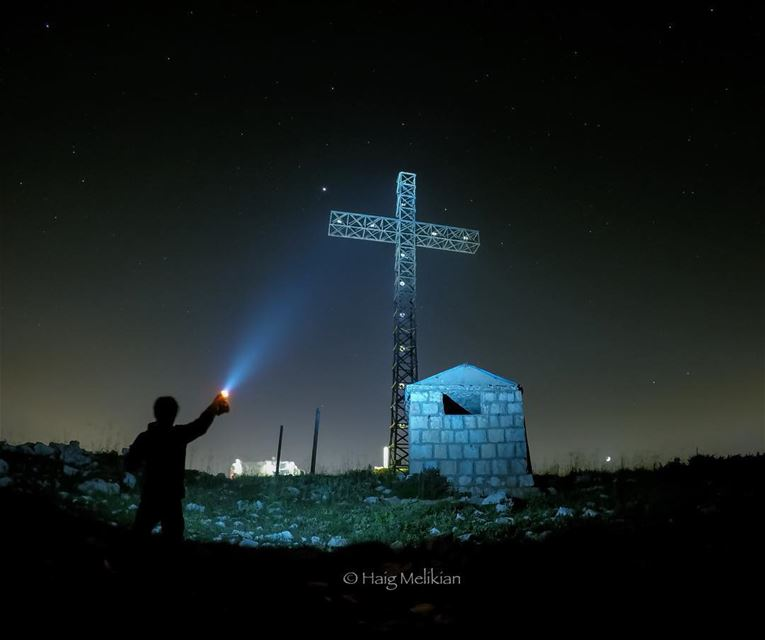 Good evening dears ✨Live photo from Faraya cross taken by Gopro Hero 4,... (Faraya Cross)