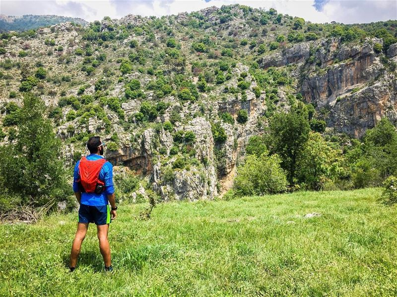 Hiking is the best way to discover our lovely Lebanon (after cycling😜) 🍃� (Lebanon)