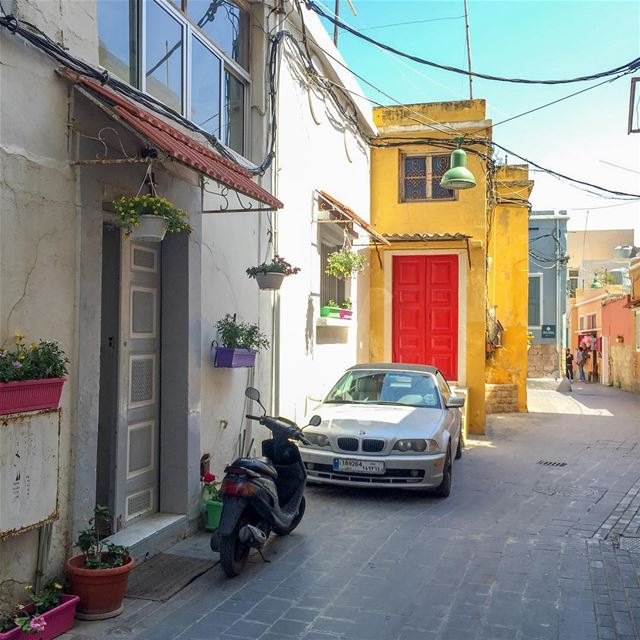 When in Tyre 🎈 Lebanon whatsuplebanon instagram lebanon_hdr ... (Dar Alma)