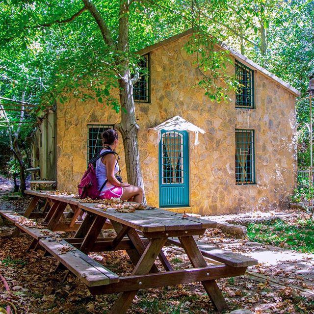@mayaelkik In Wonderland 🍃 🌍 Sorry @nourinwonderland 🙈 earthofficial... (El-Mukhtarah, Mont-Liban, Lebanon)