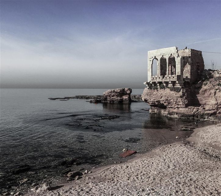 Unsolved Mysteries 🏚️ Lebanon whatsuplebanon instagram lebanon_hdr... (Batroûn)