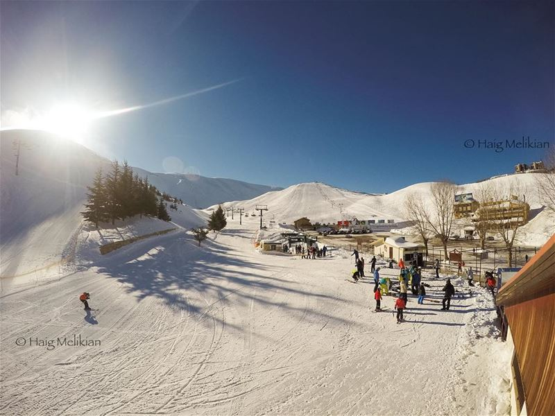 White & Blue pictures for a while.. ⛷☀️ Lebanon whatsuplebanon ...