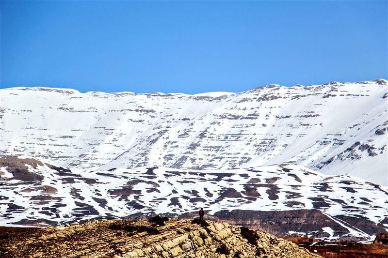 tarchich lebanon snowshoeing ... (Lebanon)