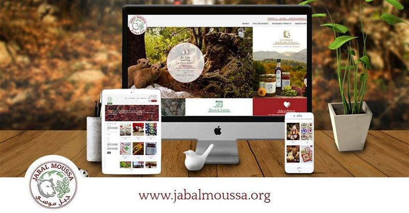 Visit our new responsive  website,  book your  hike  online,  buy your... (Jabal Moussa)