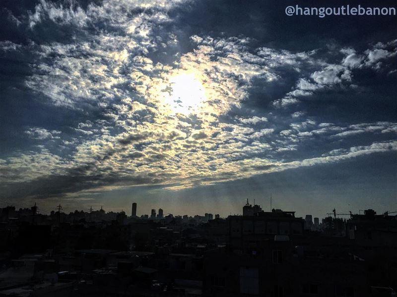 Beirut this afternoon.--------------------------------- hangoutlebanon ... (Beirut, Lebanon)