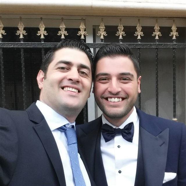 weddingday wedding best brother family theprince @louaihishi ...