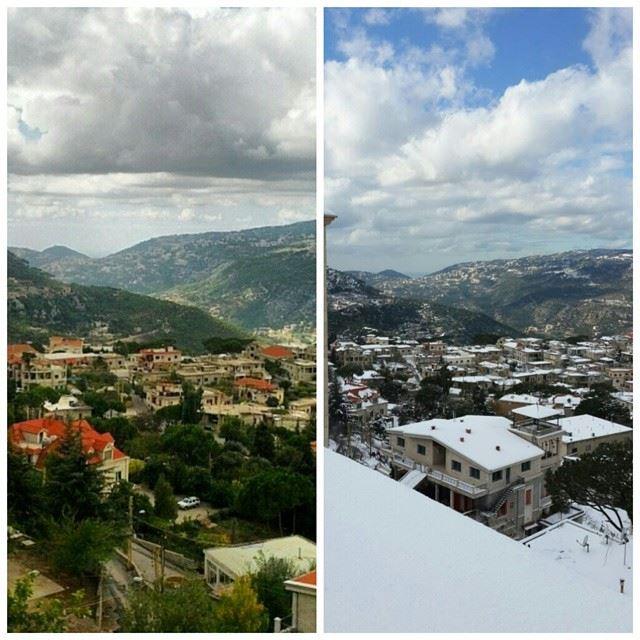 PicsArt summer winter sun snow myvillage home bzebdine nature ...