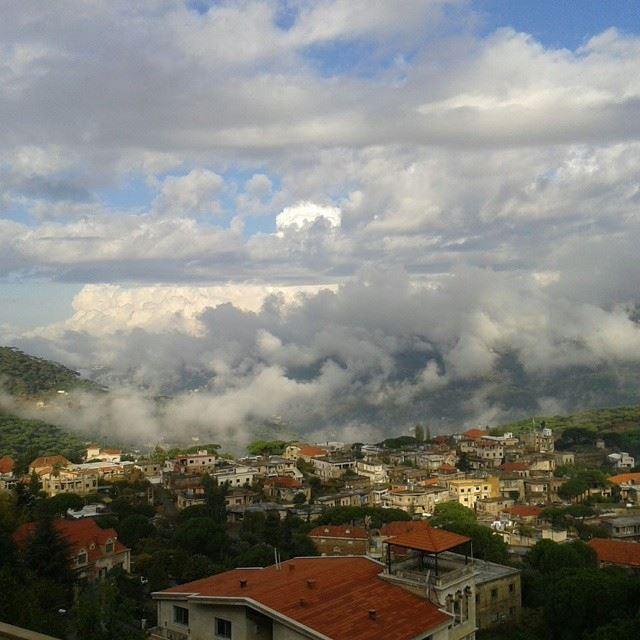 @beautifullebanon Bzebdine mountain lebanon ...