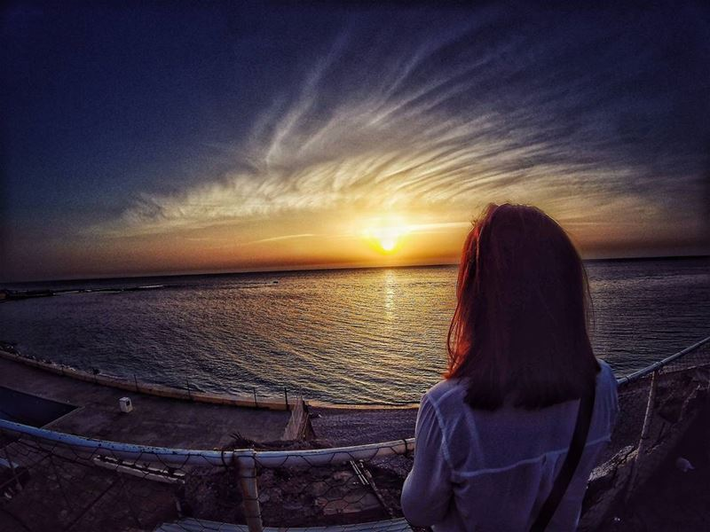 Back to sunsets chasing 🌅 livelovelebanon sunset sunset_hub ... (Byblos - Jbeil)