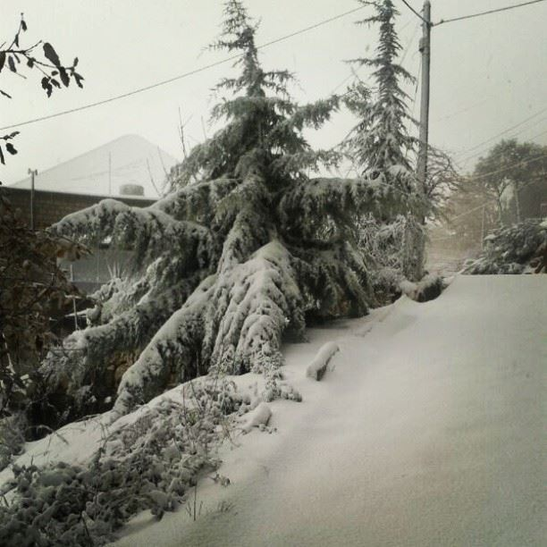 snow Lebanon myhome home me instagood weather relax tagforlife ...