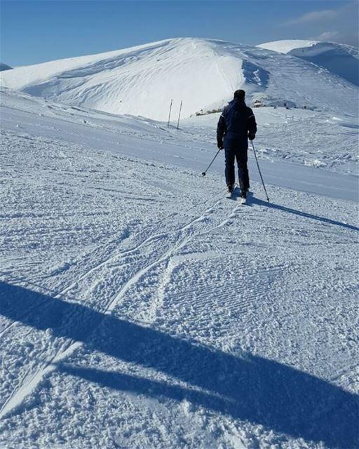 speed ski skiing mzaar kfardebian lebanon lebaneese beautiful ... (Intercontinental Faraya Mzaar)