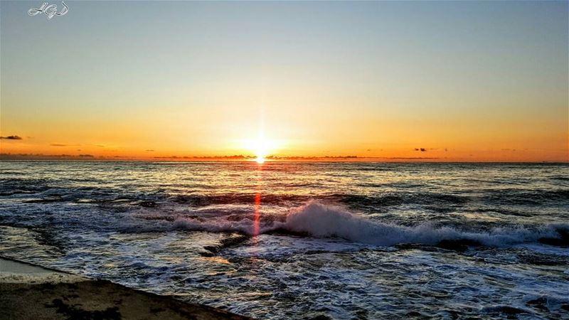 sunset amchit lebanon lebanonisbeautiful lebanoninstagram ... (Amchit)